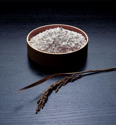 「白玉粉」が他の米粉と違い、特別である理由