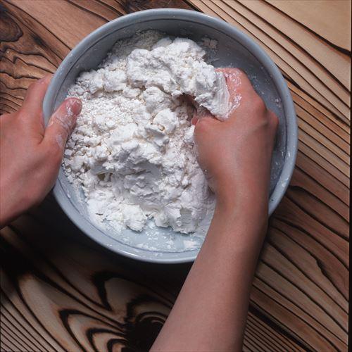 白玉粉を切らしている時に他の米粉で代用することはできる?