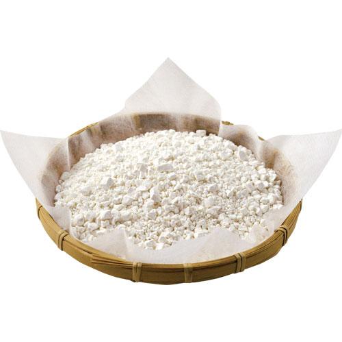 上新粉、白玉粉、もち粉はすべて「米粉」です
