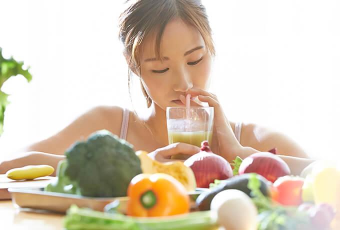 美容やダイエット目的のグルテンフリーのやり方
