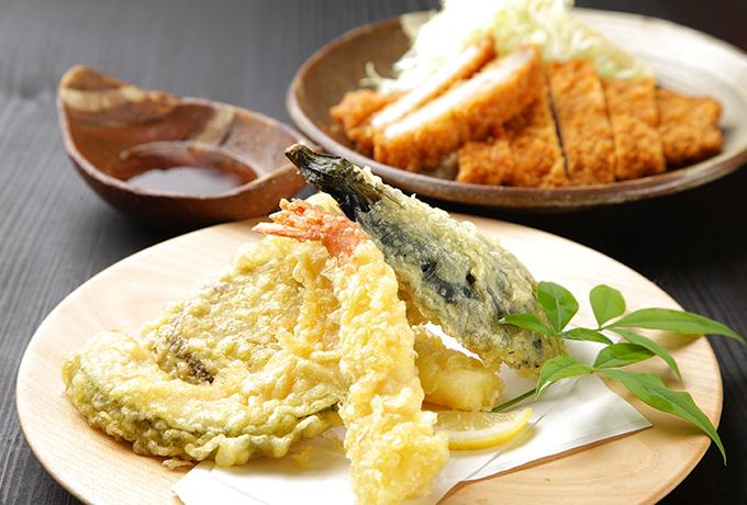 天ぷらやとんかつなどの揚げ物