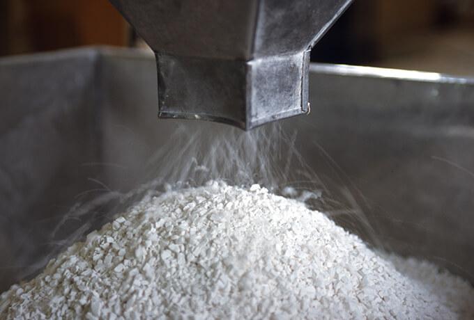 料理には米粉を上手に取り入れて