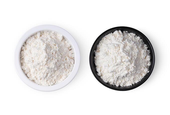 グルテンフリーと小麦粉不使用は同じではありません