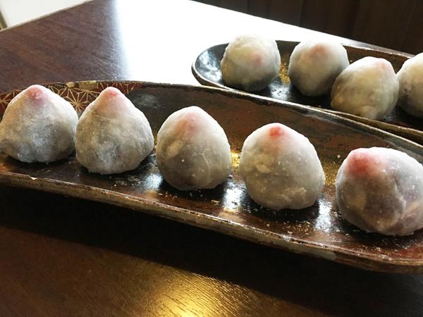 苺大福の作り方
